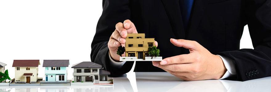 Spécialiste de l'immobilier